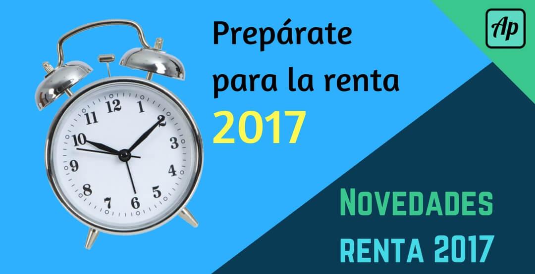 Renta 2017
